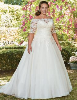 Rebecca-Ingram-Wedding-Dress-Darlene-7RS300-Plus-Main