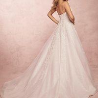 Honor Wedding Dress Rebecca Ingram   tulle ballgown lace wedding dress